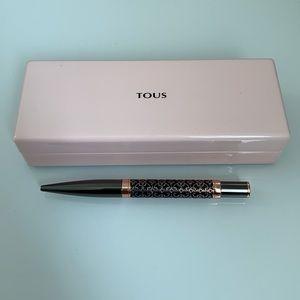 TOUS Pen with Tous Case